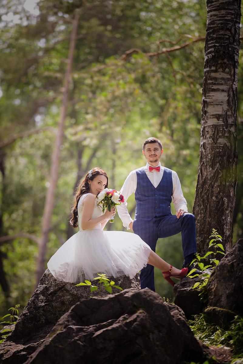 свадебные фотосессии елены наступлением
