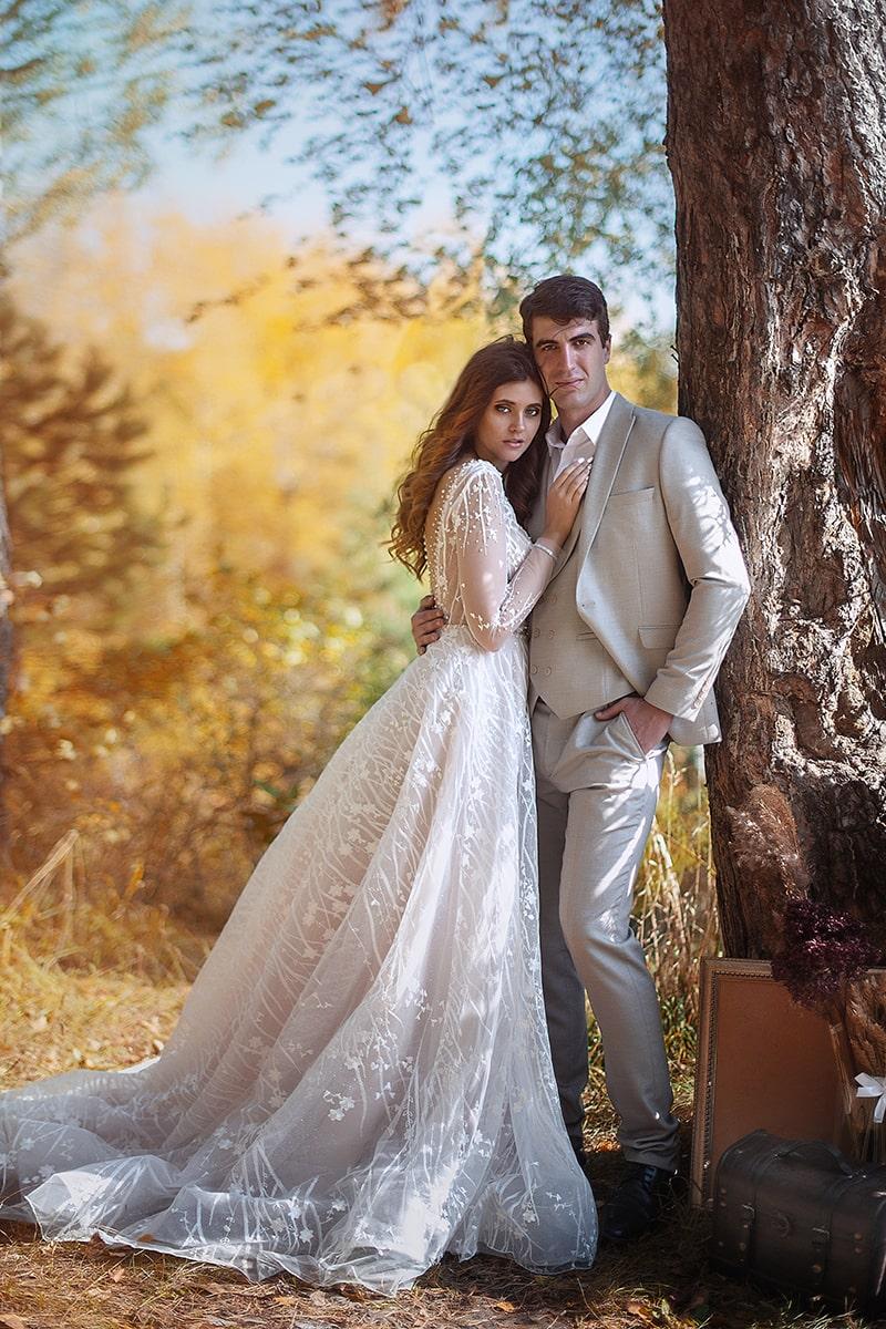 Свадебные фотосессии елены